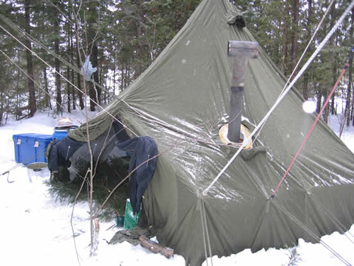 Trip Log 014 Head Lake Winter Camping Smedleyco Com