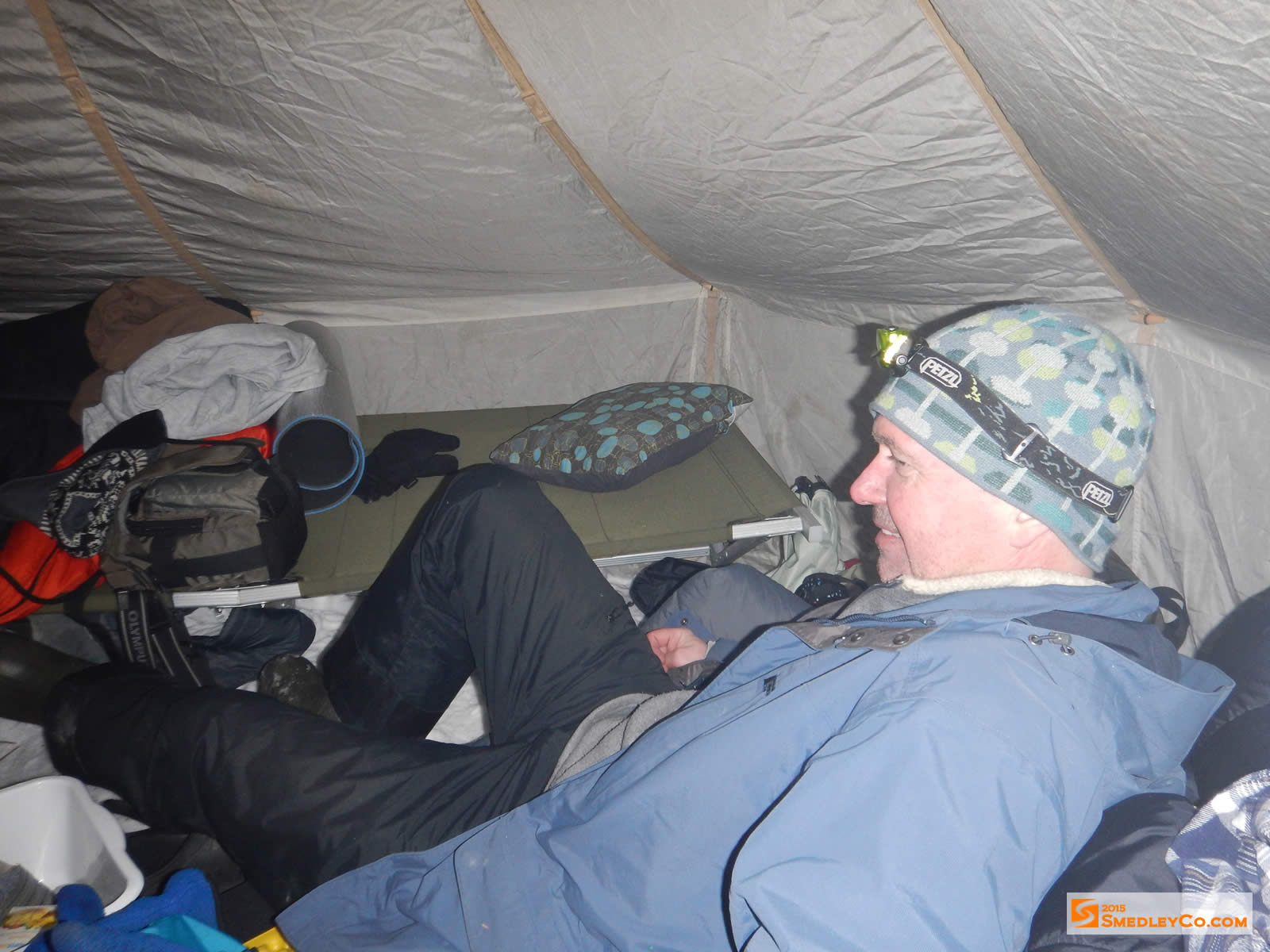 Trip Log 033 - Winter Camping 2015 :: SmedleyCo.com